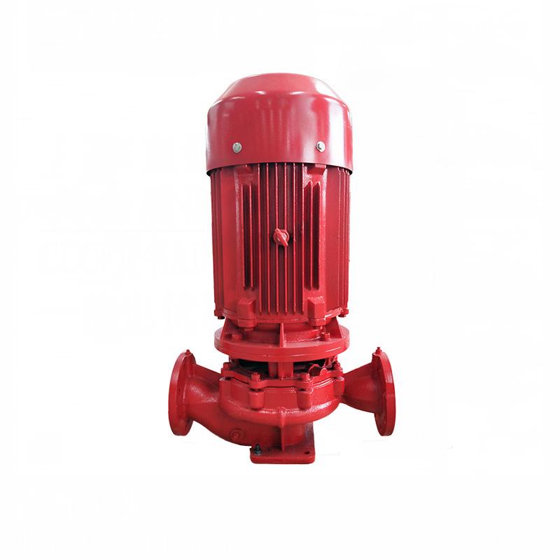 南方立式单级消防泵XBD-NFL