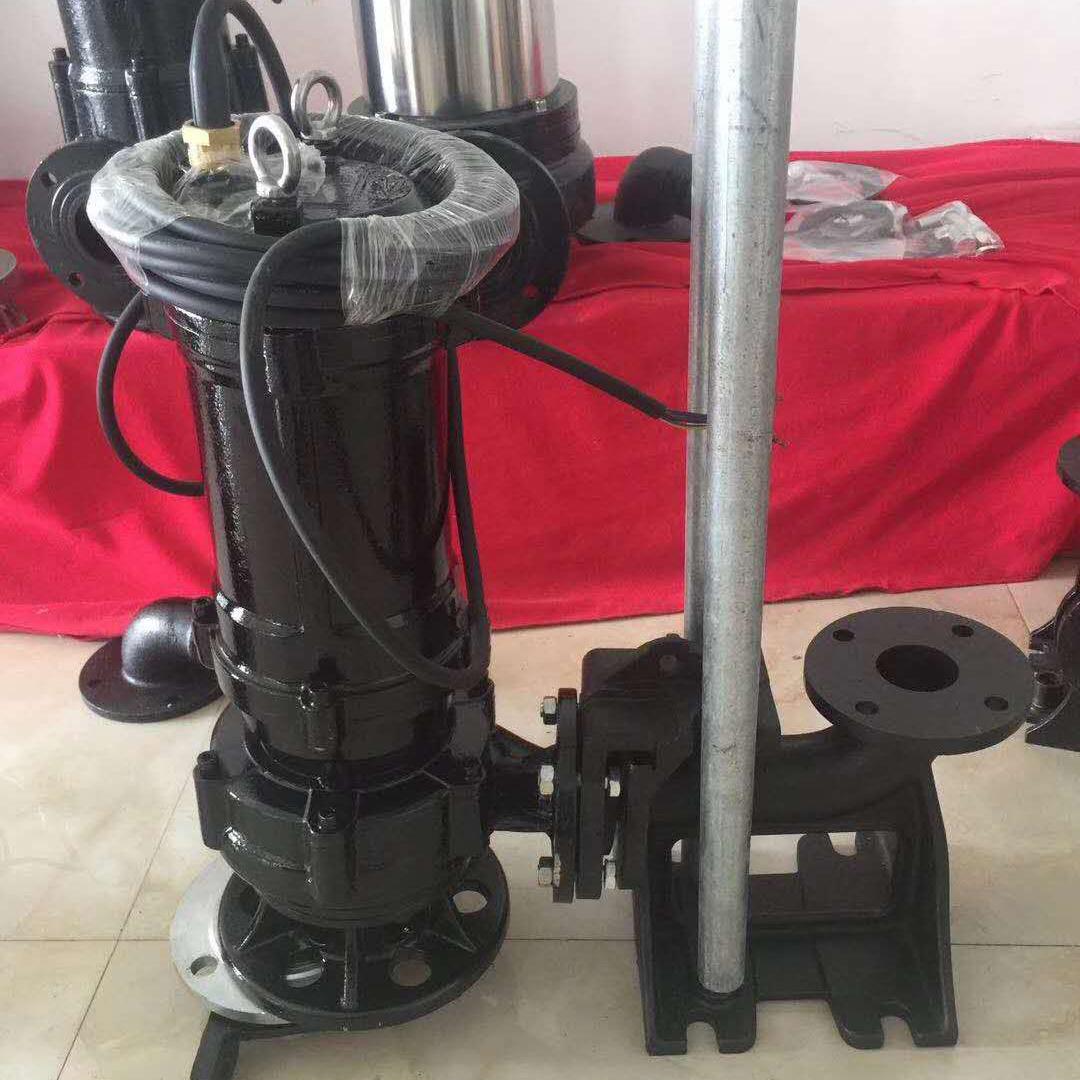 消防泵房集水坑潜污泵成套厂家